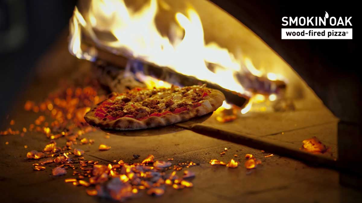 Smokin Oak Wood-Fired Pizza
